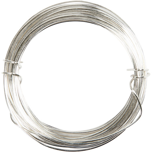Silver-plated Wire