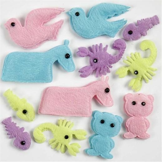 Fabric Decoration - animals