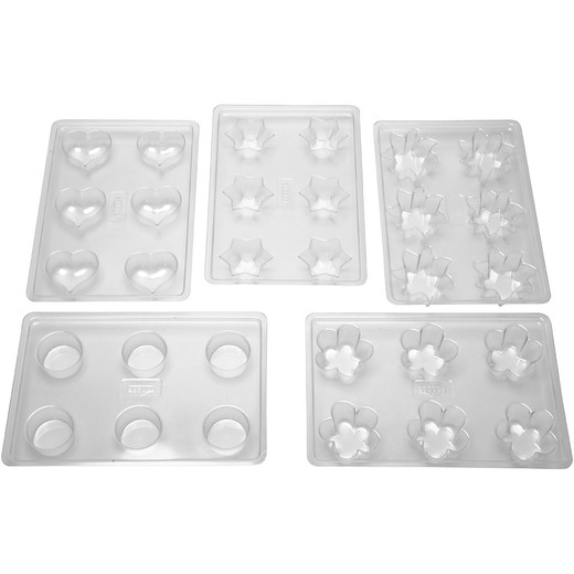 Floating Candle Moulds