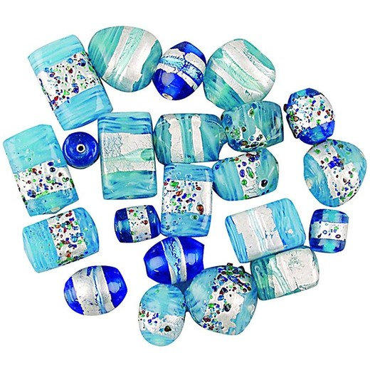 Single Glass Beads