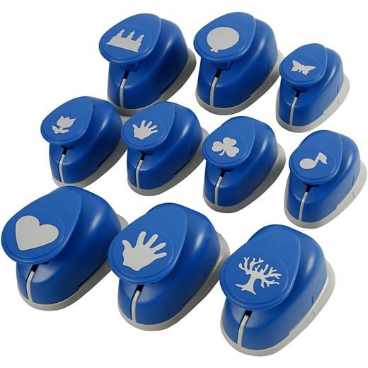 Paper Punches - Assortment