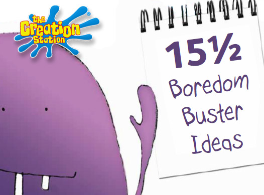 Download The Boredom Buster Booklet