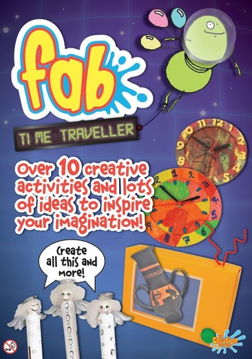 Time Traveller  - Fun Arty Box - FAB