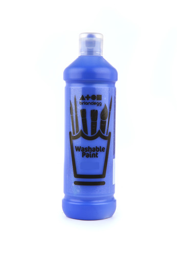 Brian Clegg Washable Paint 330ml - Blue