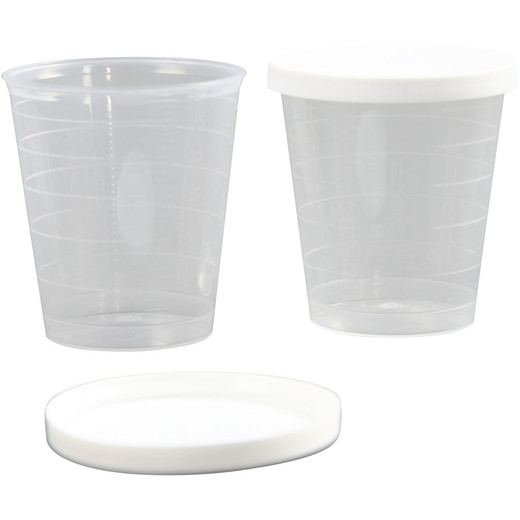 Pots with Lid