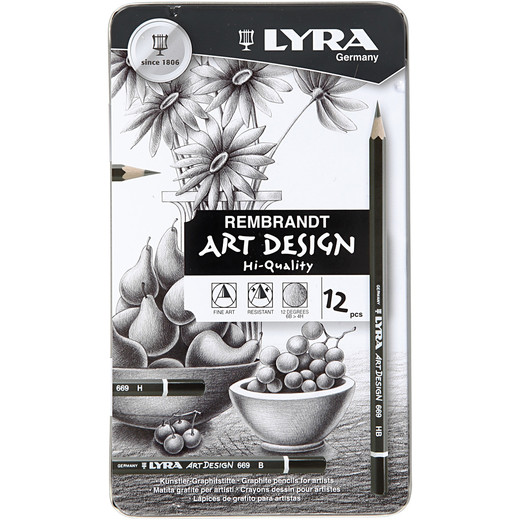 Art Design Drawing Pencil Set
