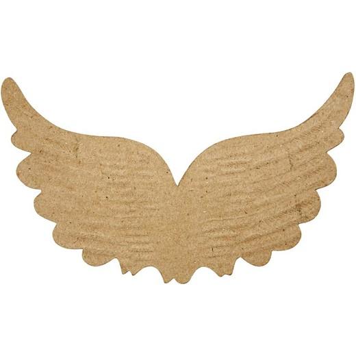 Embossed wings