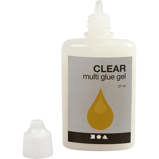 Clear - Multi Glue Gel
