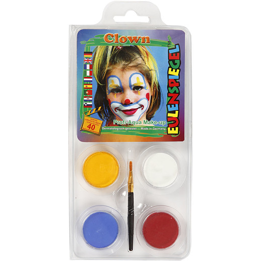 Water-based Face Paint - Motif Set