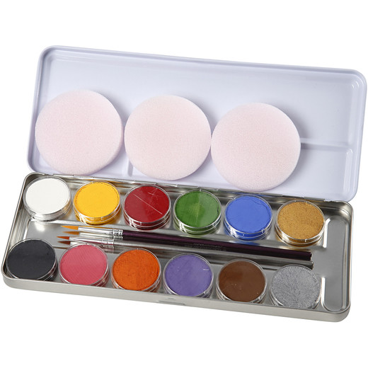 Water Makeup Palette