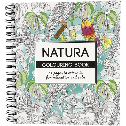 Antistress Colouring Book