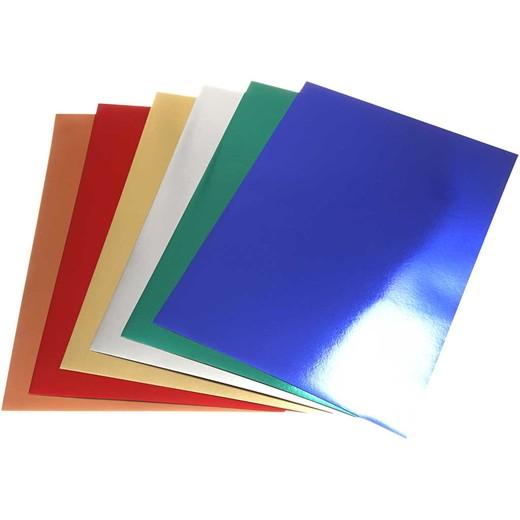 Metallic Card