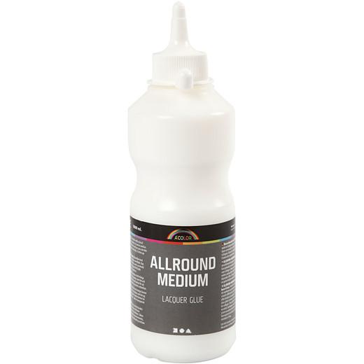 All-round medium