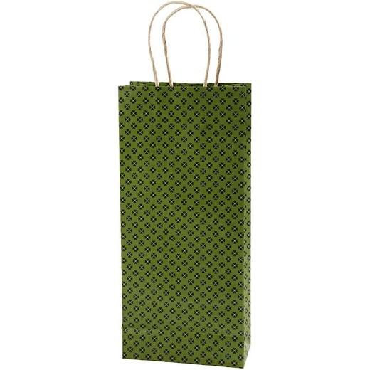 Recycle bag with print