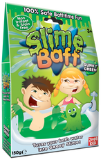 Zimpli Kids Slime Baff Gunky Green 150g