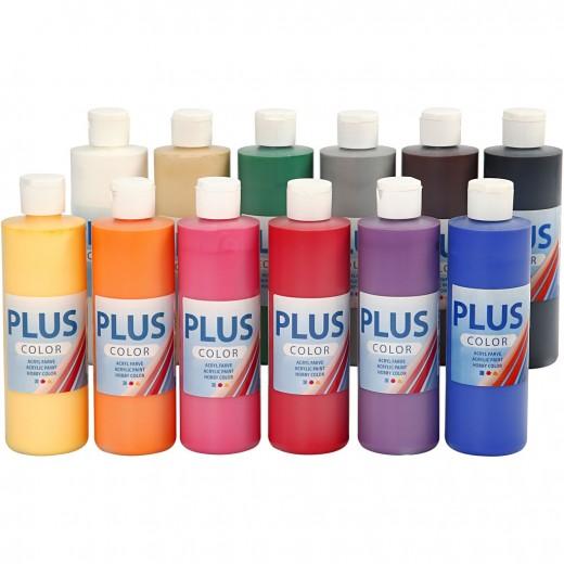 Plus Color Craft Paint