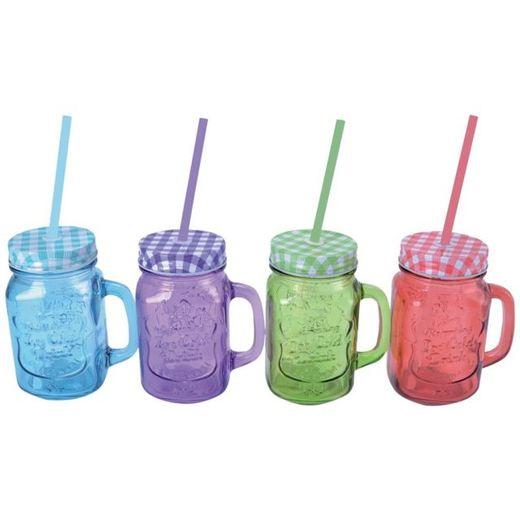 Retro jars