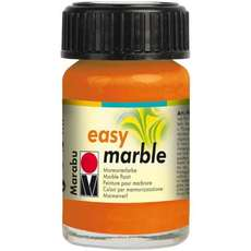 Marabu Easy Marble Orange 15ml