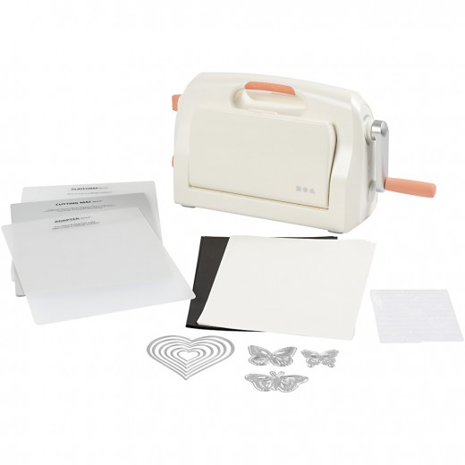 Starter kit - Die Cut and Embossing Machine