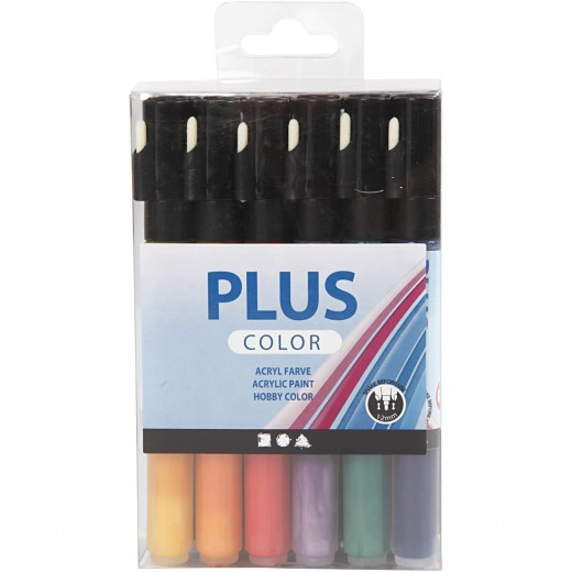 Plus Color Marker Assortment