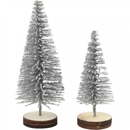 Christmas Spruce Trees