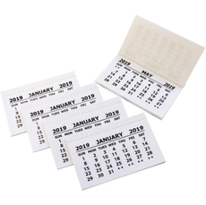 Calendar Inserts 2019 (Pk of 20)