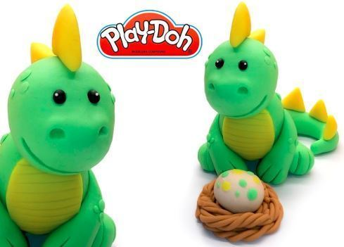 Play doh mythical