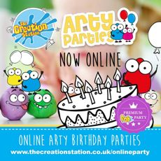 Premium Party Fun Arty Box
