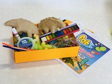 FAB  Designer Dinosaurs  - Fun Arty Box
