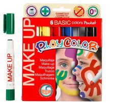 Playcolor Face Paint Make Up Set of 6 paint sticks