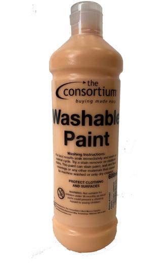 Cons wash paint1peach