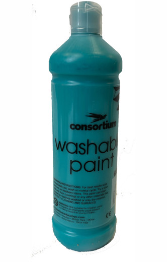 Cons wash paintturquoise