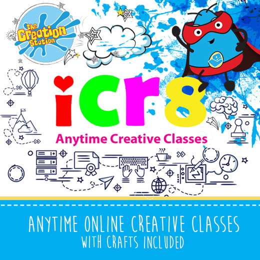 Instagram   icr8general online classes