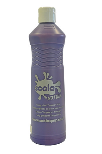 Readymix Paint - Purple (600ml)