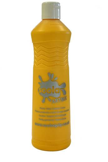 Readymix Paint - Brilliant Yellow (600ml)