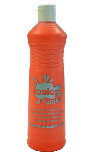 Readymix Paint - Orange (600ml)