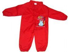 Childrens Painting Overall / Splashsuit-Med